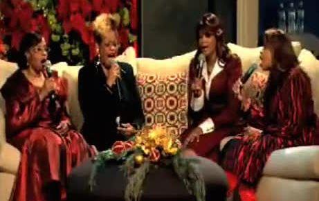 12/20/15 O&A NYC Gospel Sunday: The Clark Sisters- O Come Emmanuel