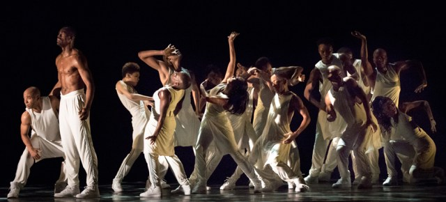 12/10/15 O&A NYC REVIEW: Alvin Ailey American Dance Theater- Rennie Harris Exodus