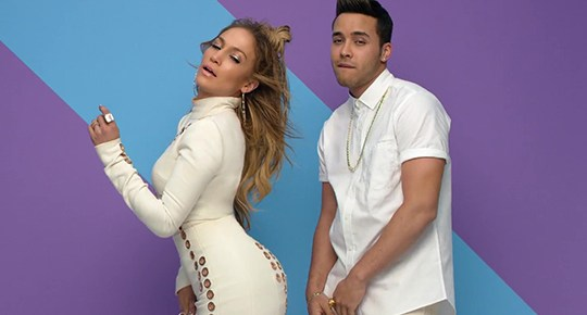 1/8/16  O&A NYC Song Of The Day: Prince Royce – Back It Up featuring Jennifer Lopez and Pitbull
