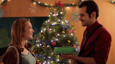 12/21/15 O&A NYC Hollywood Monday: Mistletoe- Romantic Comedy Short Film
