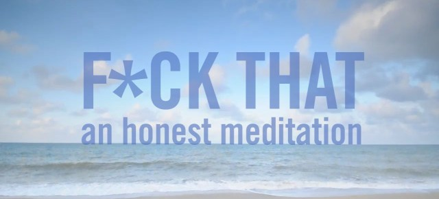 2/10/16 O&A NYC WILDIN OUT WEDNESDAY: F*ck That: An Honest Meditation