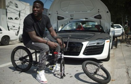 2/6/16 O&A NYC SPORTS: Nigel Sylvester- GO! ( New York City 2015)