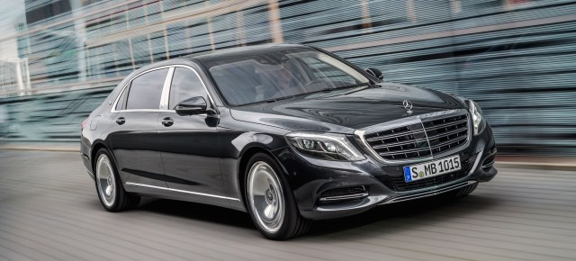 3/21/16 O&A NYC WITH WaleStylez AUTOMOBILE: 2016 Mercedes-Maybach S600