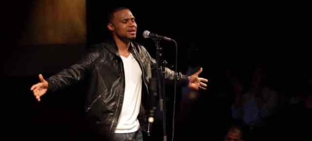 3/6/16 O&A NYC GOSPEL SUNDAY: Todd Dulaney – The Anthem (Radio Edit with Intro)