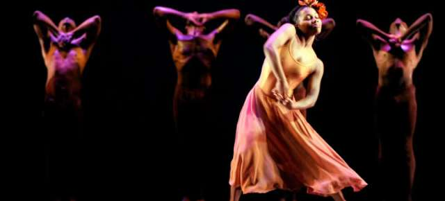 7/21/16 O&A NYC DANCE REVIEW: Rainbow Round My Shoulder Receives Bessie Award For Outstanding Revival