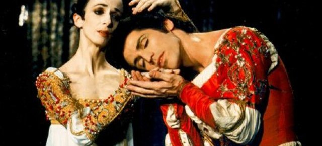 3/4/16 O&A NYC SHALL WE DANCE FRIDAY: John Cranko's Romeo and Juliet Balcony Scene – Featuring Marcia Haydee and Richard Cragun