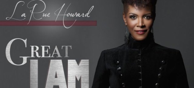 5/29/16 O&A NYC GOSPEL SUNDAY: LaRue Howard- Great I AM