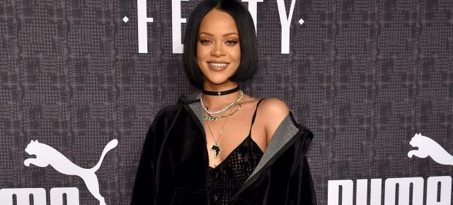 5/25/16 O&A NYC FASHION: FENTY PUMA AW16 Collection by Rihanna- Show Highlights