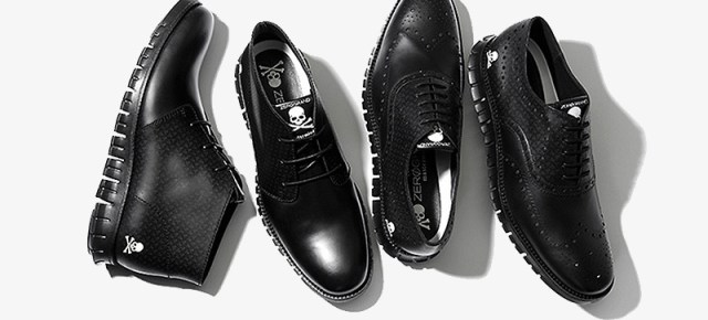 5/17/16 O&A NYC WITH WaleStylez FASHION: mastermind JAPAN & Cole Haan Collaborate On Punk-Inspired Oxfords