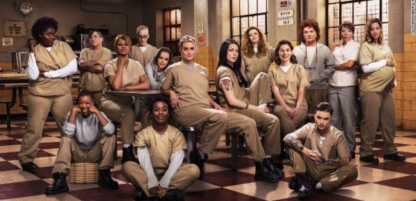 5/11/16 O&A NYC WITH Walestylez TELEVISION: Orange Is the New Black Returns With First Season 4