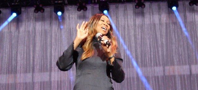 5/22/16 O&A NYC GOSPEL SUNDAY: Yolanda Adams- Open My Heart  (Live)