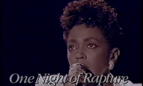 6/11/16 O&A NYC SATURDAY MORNING CONCERT: Anita Baker- One Night Of Rapture (1987)