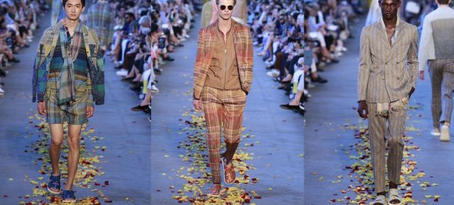 8/6/16 O&A NYC ITS SATURDAY- ANYTHING GOES: Missoni Menswear Spring/ Summer 2016 Collection