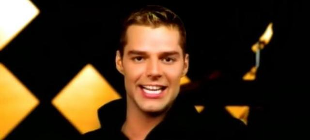8/25/16 O&A NYC THROWBACK THURSDAY: Livin' La Vida Loca- Ricky Martin