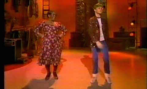 9/16/16 O&A NYC SHALL WE DANCE FRIDAY: Mikhail Baryshnikov And Nell Carter Sings And Dances Honeysuckle Rose From Baryshnikov on Broadway- with Liza Minnelli