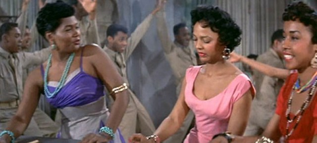 10/24/16 O&A NYC HOLLYWOOD MONDAY: Carmen Jones- Gypsy Song – Beat Out Dat Rhythm on a Drum