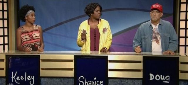 10/24/16 O&A NYC COMEDY: Black Jeopardy with Tom Hanks – SNL