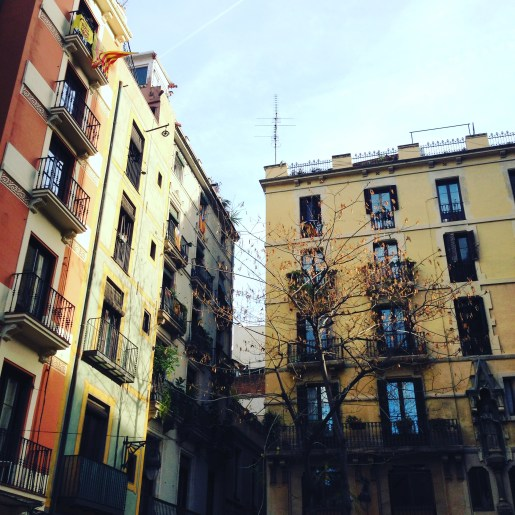 Wandering in the Gothic Quarter