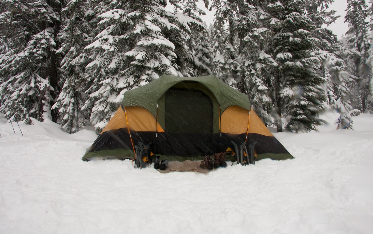 Top Four Tents for Cold Weather