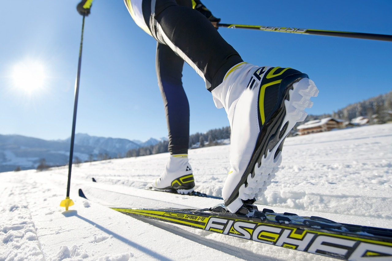 Three Beginner Skiing Tips