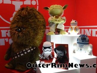 Toy Fair 2016 Underground Toys