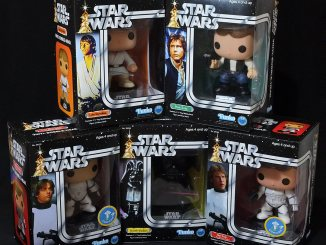 Custom Funko POP Star Wars Packaging