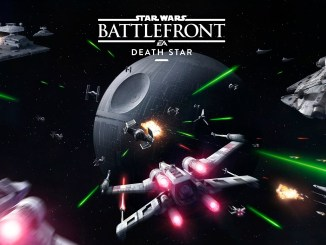 Battlefront Death Star Details