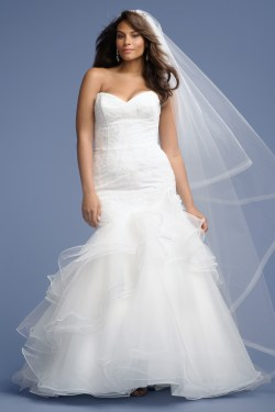 Small Of Wedding Dresses For Plus Size