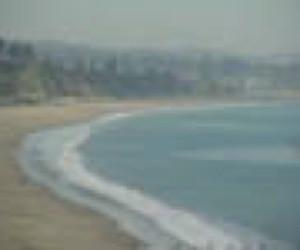 My favorite morning run at New Brighton Beach