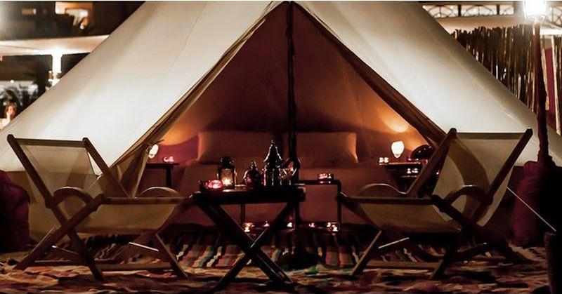 【高級テントまとめ】リッチな気分で、自然を感じよう!グランピングテント