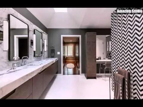 9 Beautiful Chevron Bathroom Accessories
