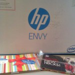 Holiday #PinTheHalls Craft Ideas Plus ENVY TouchSmart Ultrabook x4 Review
