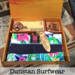 Celebrate Mom with Dunstan Surfwear Custom Board Shorts and Giveaway