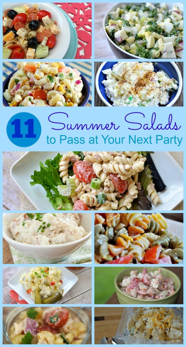 11 Summer Salads to Pass at Your Next Party