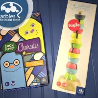 Check Out The Latest Award-Winning Children's Games From Marbles The Brain Store & Giveaway