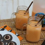 TruMoo Orange Scream Milk & Candy Corn Pudding Recipe