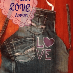 DIY LOVE Apron