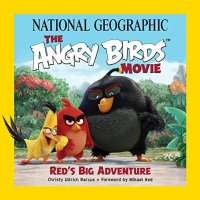 National Geographic Kids: The Angry Birds Movie Book + Prize Pack Giveaway
