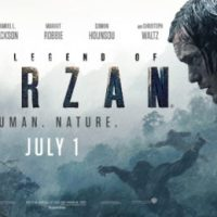 The Legend of Tarzan in Theaters July 1st + $25 Visa GC Giveaway