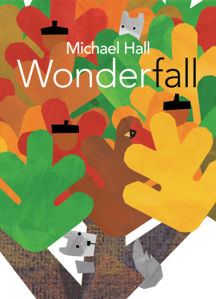 wonderfall written by michael hall