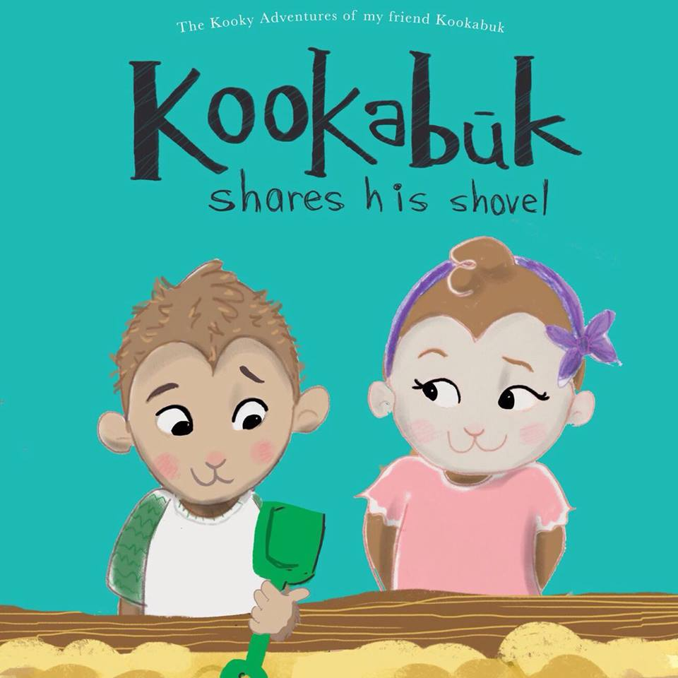 Kookabuk Shares His Shovel Children's Book Giveaway
