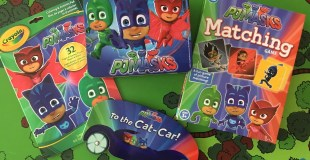 More Fun PJ Masks Toys in Time For Christmas