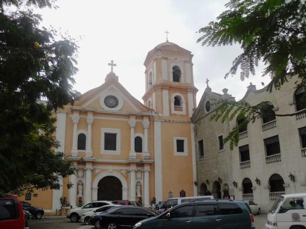 Церковь Святого Августина в Интрамуросе