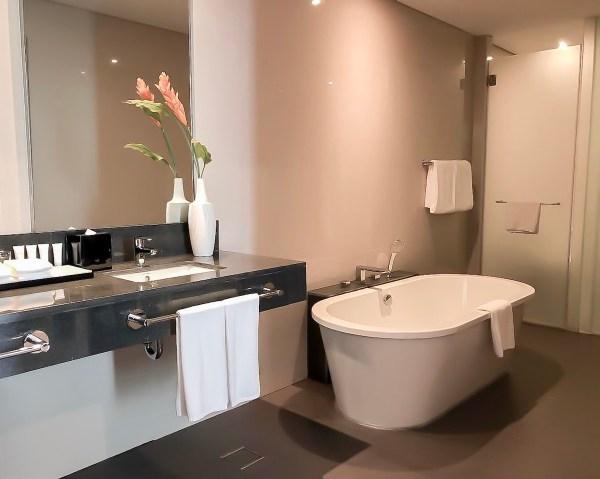 Executive Suites Ванная комната
