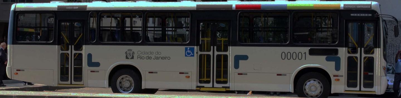 Ônibus no Rio de Janeiro (Beth Santos/Prefeitura do Rio)