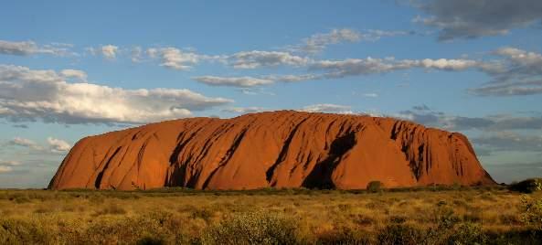 Uluru and The Outback