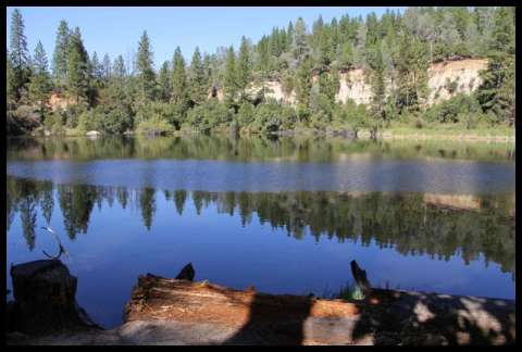 Nevada City's Hirschman Pond, Things to Do Nevada City