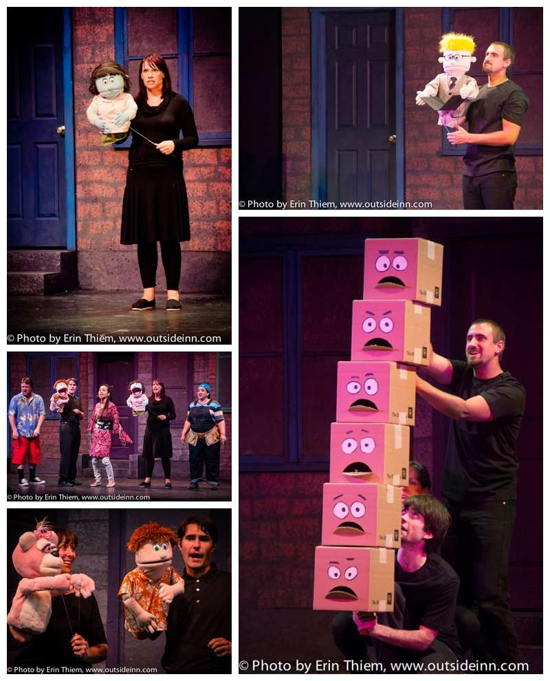 Nevada Theatre, Avenue Q, Sierra Stages