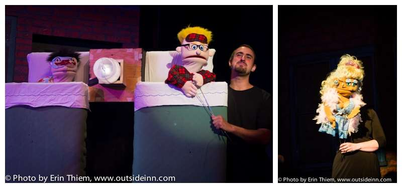 Summer Theatre Nevada City Things To Do, Avenue Q