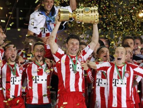 Bayern Munich DFB Pokal
